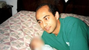 Hasnat Karim, a British national who was rescued but taken in as a suspect and is now missing