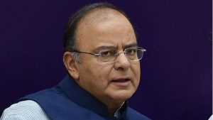 Indian Finance Minister Arun Jaitley said in Jammu that stone throwing Kashmiri protesters cannot be considered satyagrahis or peaceful demonstrators and treated with kid gloves.