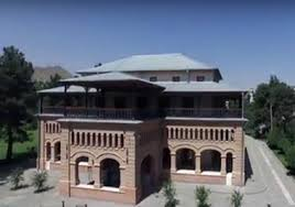 Historic Stor Palace inKabul restored by India