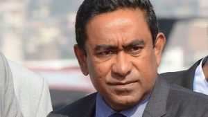 Maldivian President Abdulla Yameen has been on an Islamization drive to counter Western influence.