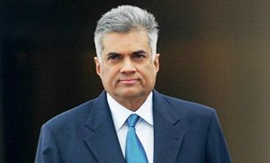 Ranil Wickremesinghe had mooted the idea of a Hanuman Bridge when he was Prime Minister earlier in 2002
