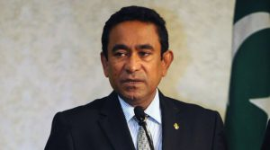 President Abdulla Yameen accused of being the patron of corruption