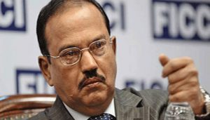 India's National Security Advisor, Ajit Doval pushed a dithering Modi into taking a tough posture