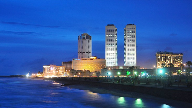 Colombo skyline expected to get better with the coming into being of the Financial and Techno cities as part of the Megapolis development plan