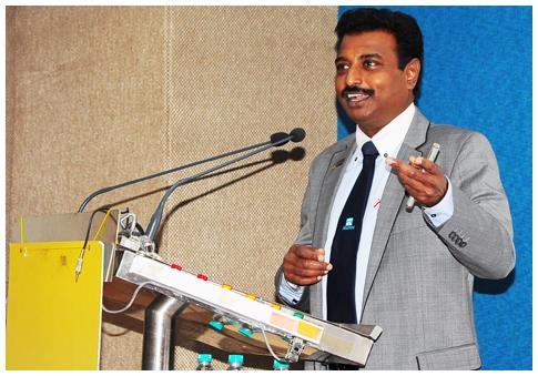 Renowned retinal surgeon Dr.Sundaram Natarajan