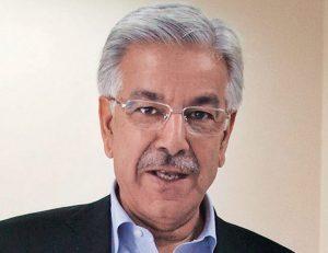 Khwaja Asif, Pakistan's Defense Minister