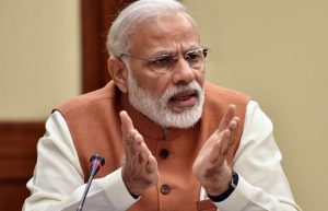 """Indian Prime Minister Narendra Modi is now seeing virtue in """"strategic restraint"""""""