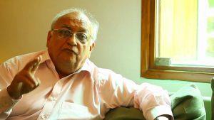 Prem Shankar Jha, Indian columnist