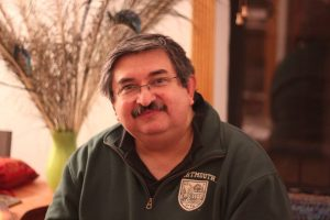Salil Tripathi, Chair,PEN International