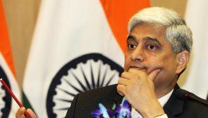 Vikas Swarup, Spokesman Indian Ministry of External Affairs