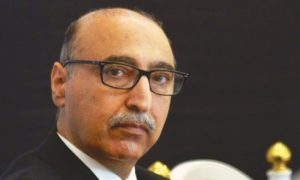 Abdul Basit, Pakistan High Commissioner in India