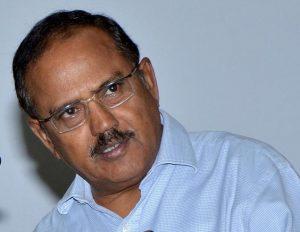 India's National Secuity Advisor Ajit doval