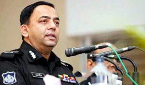 Benazir Ahmd, Driector General Bangladesh Rapid Action Battalion (RAB).