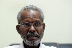 C.V.K.Sivagnanam, Chairman of the Northern Provincial Council