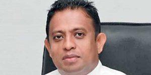 Chandima Weerakkody, Sri Lankan Petroleum Minister