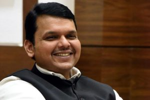 Devendra Fadnavis, Chief Minister of Maharashtra (Bharatiya Janata Party).