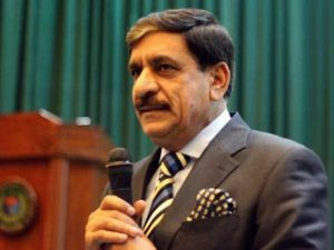 Pakistan's National Security Advisor, Lt.Geb.Nasser Khan Janjua, Photo credit: www.tribune.com