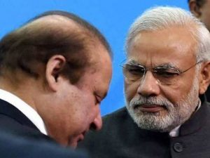 Mushahid Hussain Sayed predicts Modi and Sharif will meet and embrace each other