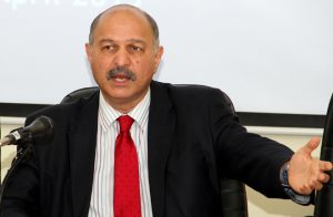 Pakistani Senator and foreign policy expert, Mushahid Hussain Sayed