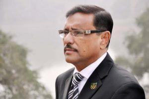 Obaidul Quader, Transport Minister was elected General Secretary.