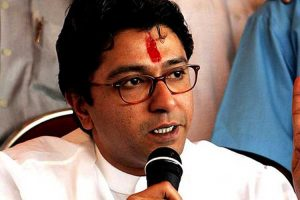 Raj Thackeray, chief of Maharashtra Navnirman Sena