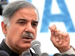 Pakistani Punjab Chief Minister Shahbaz Sharif. Photo: Pakistan Today