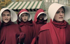 Handmaid's Tale on Hulu. Source: Hulu