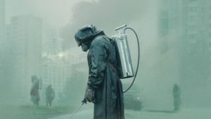 "A scene from Netflix's miniseries ""Chernobyl"". Source: Netflix"