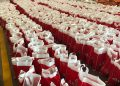 Rations prepared for 3500 people to be distributed during COVID-19 crisis