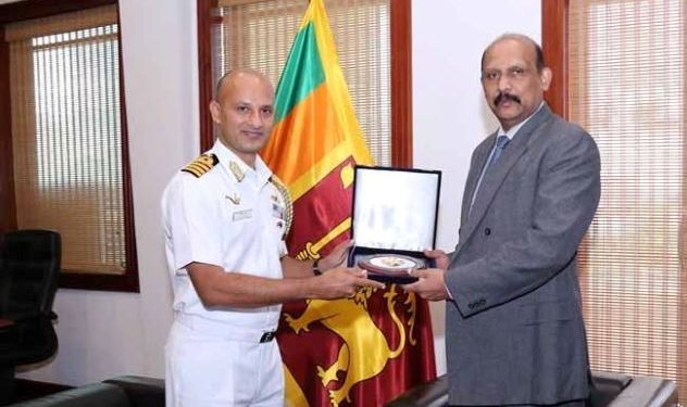 More than 50% of all foreign military training slots in India are allocated to Sri Lankan defense personnel