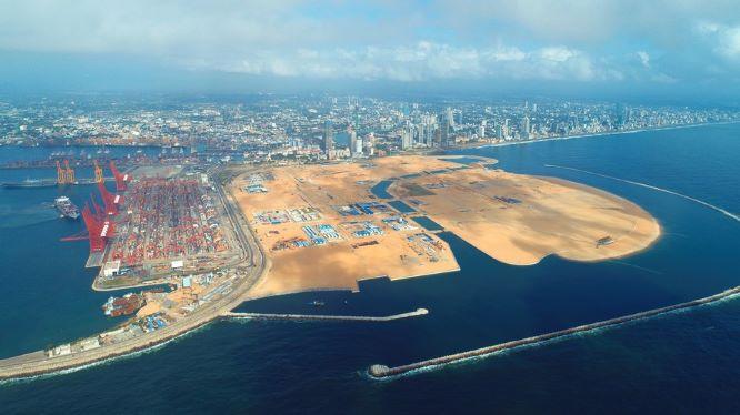 Colombo Port City Special Economic Zone to break ground in mid-2021